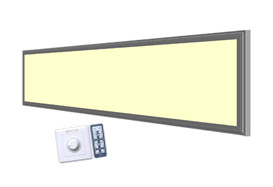 48W 1200*300mm Dimmable LED Panel light YL-CN03