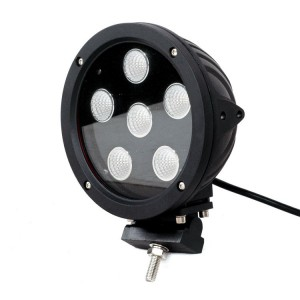 60W Cree led work light with spot/flood beam