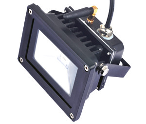 DMX controlled RGB LED Flood Light